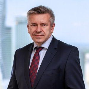 Zdjęcie Mariusz Grajda członek zarządu partner zarządzający